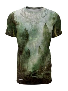 T-shirt męski DEER