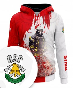 BLUZA FIREFIGHTER OSP