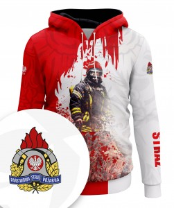 BLUZA FIREFIGHTER PSP